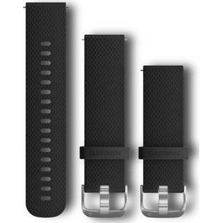 Garmin Quick Release Silicone Band 20mm