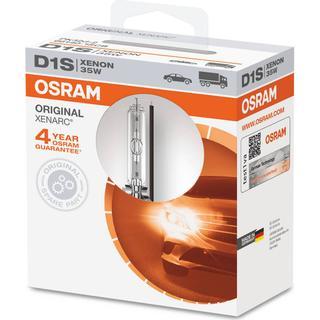 Osram D1S Original Xenarc Xenon Lamps 35W PK32d-2