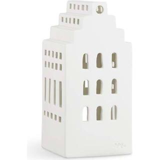 Kähler Urbania Light House Manor 17cm Candle Holder