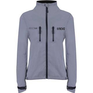 Proviz Reflect360 Cycling Jacket Women - Modest Grey