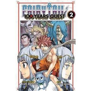 Fairy Tail: 100 Years Quest 2 (Paperback, 2019)