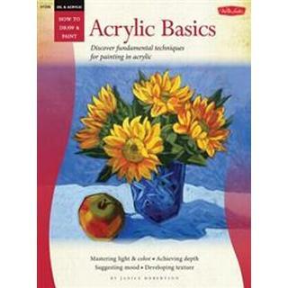 Oil & Acrylic: Acrylic Basics (Paperback, 2015)