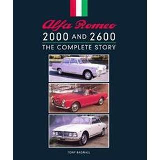 Alfa Romeo 2000 and 2600 (Hardcover, 2019)