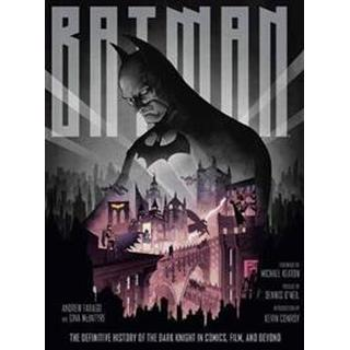 Batman: The Definitive Visual History (Hardcover, 2019)