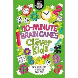 10-Minute Brain Games for Clever Kids (Paperback, 2019)