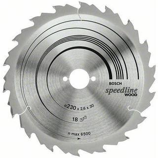 Bosch Speedline Wood 2 608 640 801
