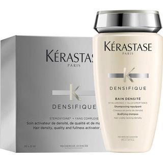Kérastase Densifique 30x6ml Vials + Bain Densite 250ml
