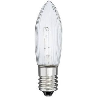 Konstsmide 1042-030 Incandescent Lamps 3W E10 3-pack