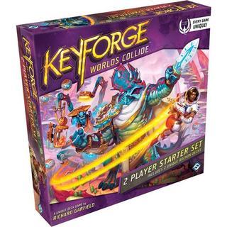 Fantasy Flight Games KeyForge: Worlds Collide