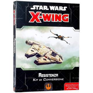 Fantasy Flight Games Star Wars: X-Wing Second Edition Resistance Conversion Kit