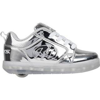 Heelys Kid's Premium 1 Lo - Silver Chrome