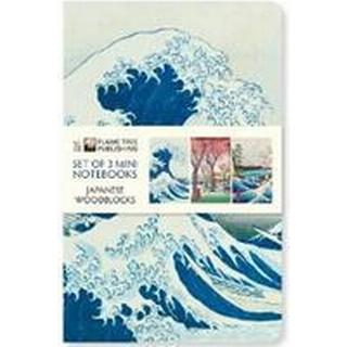 Japanese Woodblock Mini Notebook Collection