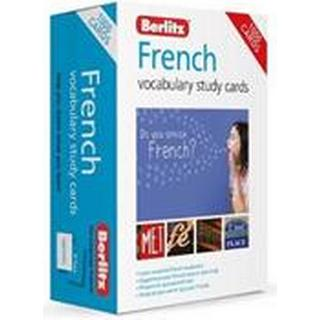 Berlitz French Study Cards (Language Flash Cards)