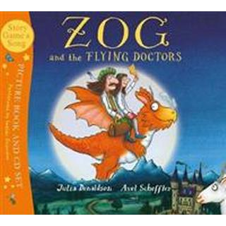 Zog and the Flying Doctors Book and CD