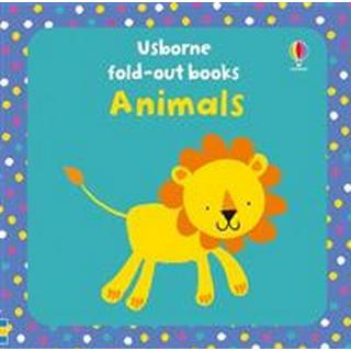 Fold-Out Books Animals