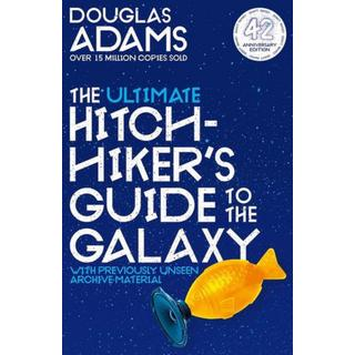 The Ultimate Hitchhiker's Guide to the Galaxy: 42nd... (Bog, Paperback)