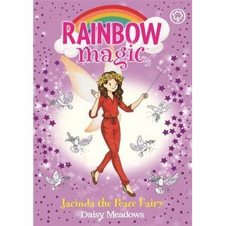 Rainbow Magic: Jacinda the Peace Fairy (Bog, Paperback / softback)