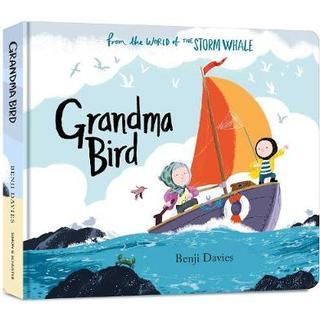 Grandma Bird (Bog, Board book)