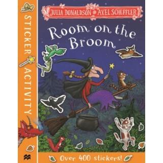 Room on the Broom Sticker Book (Bog, Paperback / softback)