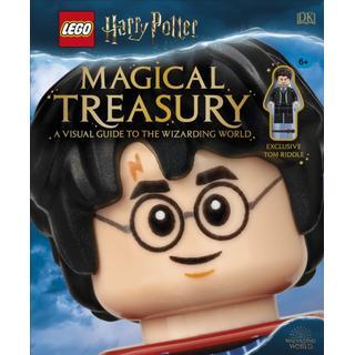 LEGO (R) Harry Potter (TM) Magical Treasury: A Visual... (Bog, Hardback)