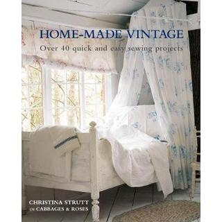 Home-Made Vintage: Over 40 Quick and Easy Sewing Projects (Bog, Paperback / softback)