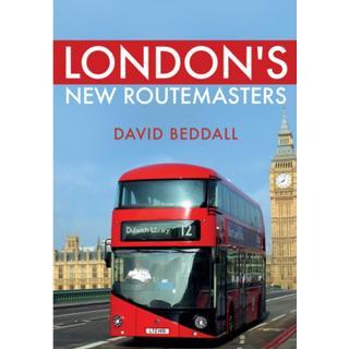 London's New Routemasters (Bog, Paperback / softback)
