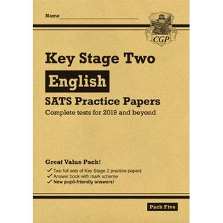 KS2 English SATS Practice Papers: Pack 5 (for the 2021... (Bog, Paperback / softback)