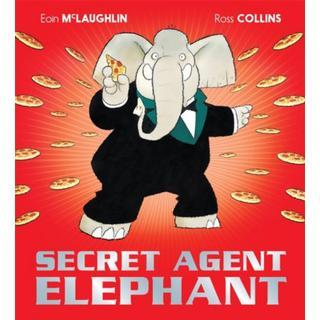 Secret Agent Elephant (Bog, Paperback / softback)