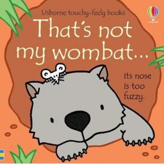 That's not my wombat... (Bog, Board book)