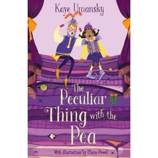 The Peculiar Thing with the Pea (Bog, Paperback / softback)