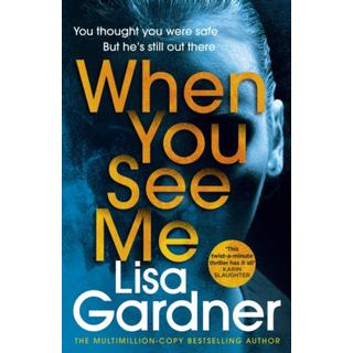 When You See Me: the top 10 bestselling thriller (Bog, Paperback / softback)