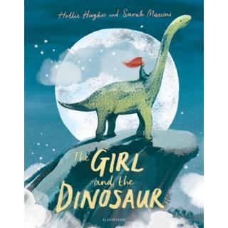 The Girl and the Dinosaur (Bog, Paperback / softback)
