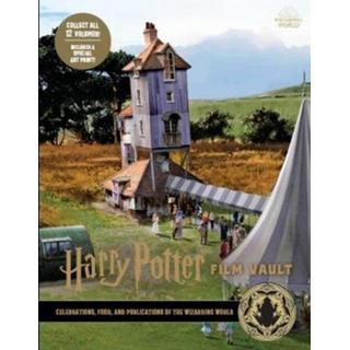 Harry Potter: The Film Vault - Volume 12: Celebrations,... (Bog, Hardback)