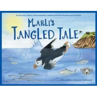 Marli's Tangled Tale: A True Story About Plastic In Our... (Bog, Paperback / softback)