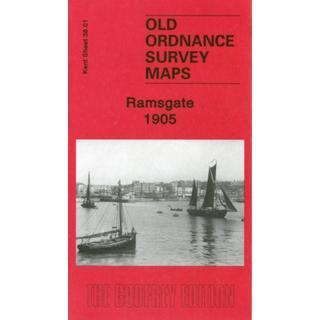 Ramsgate 1905: Kent Sheet 38.01