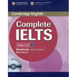 Complete IELTS Bands 5-6.5 Workbook without Answers with... (Bog, Mixed media product)
