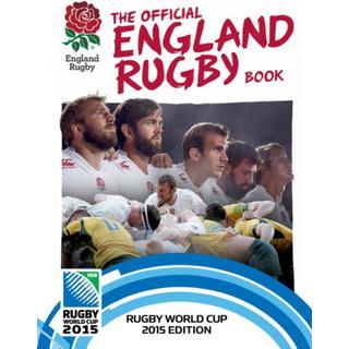 Official England Rugby Book (Bog, Hardback)