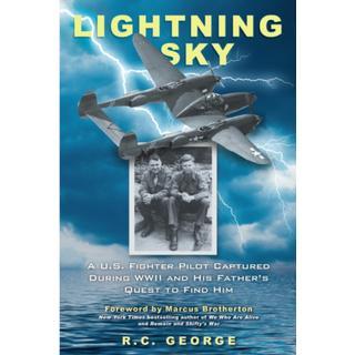 Lightning Sky: A U.S Fighter Pilot Captured During WW2... (Bog, Hardback)