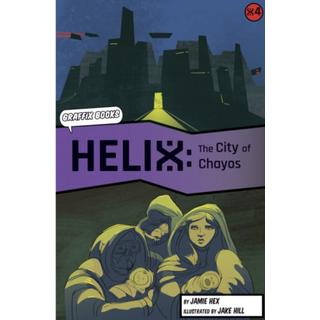 Helix: The City of Chayos (Graphic Reluctant Reader) (Bog, Paperback / softback)