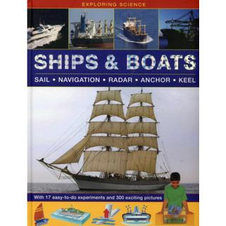 Exploring Science: Ships & Boats (Bog, Hardback)