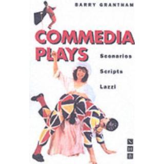 Commedia Plays: Scenarios, Scripts, Lazzi (Bog, Paperback / softback)