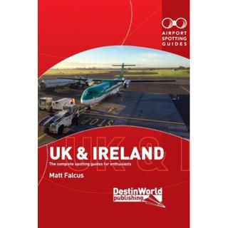 Airport Spotting Guides UK & Ireland (Bog, Paperback / softback)