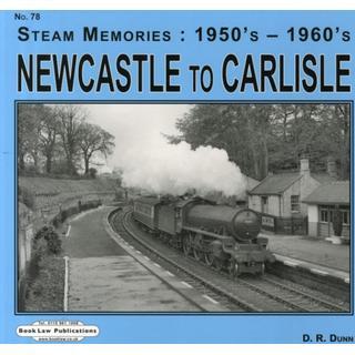 Newcastle to Carlisle (Bog, Paperback / softback)