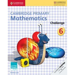 Cambridge Primary Mathematics Challenge 6 (Bog, Paperback / softback)