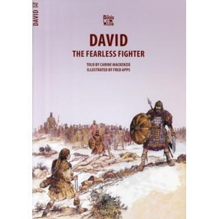 David: The Fearless Fighter (Bog, Paperback / softback)