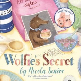 Wolfie's Secret (Bog, Paperback / softback)