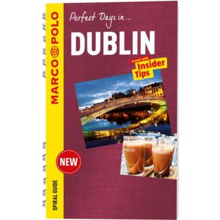 Dublin Marco Polo Travel Guide - with pull out map (Bog, Spiral bound)