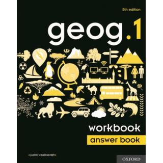 geog.1 5th edition Workbook Answer Book (Bog, Paperback / softback)