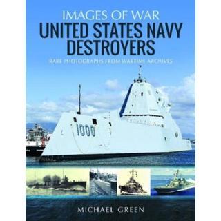 United States Navy Destroyers: Rare Photographs from... (Bog, Paperback / softback)