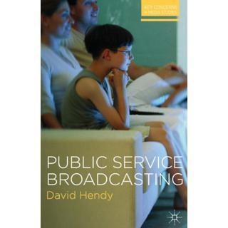 Public Service Broadcasting (Bog, Paperback / softback)